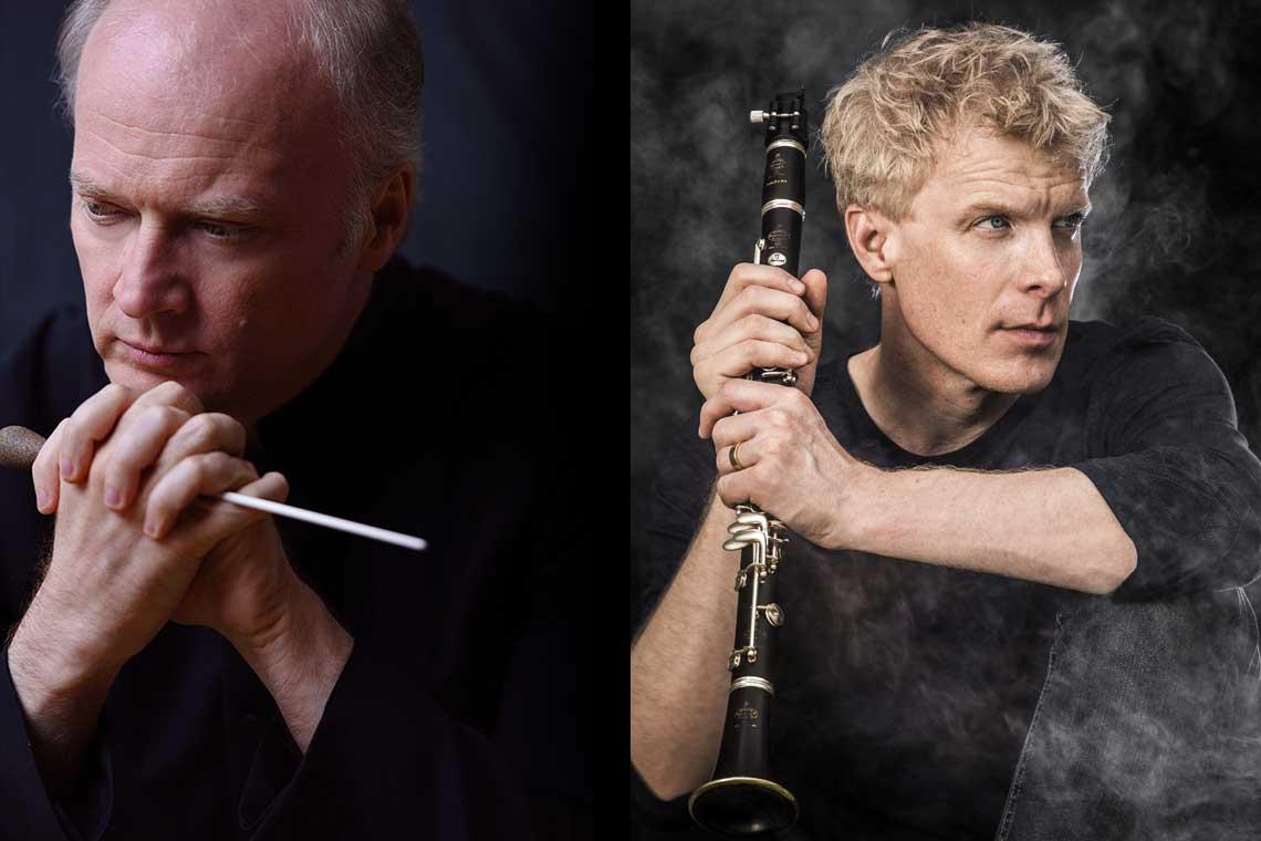 Missa Solemnis de Beethoven i Concert per a clarinet de Mozart