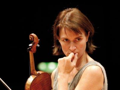 Simfonia del Nou Món. Viktoria Mullova i la Simfònica de Bamberg