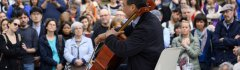 Yo-Yo Ma porta la seva música i compromís social a Barcelona convidat per BCN Clàssics