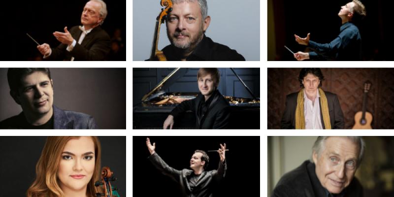BCN Clàssics presenta la tercera temporada al Palau de la Música