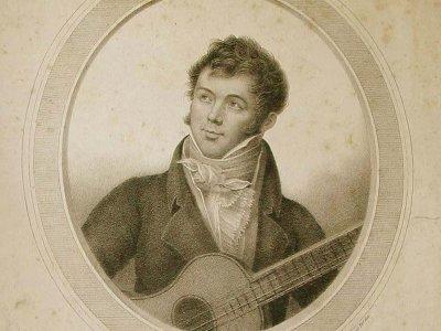 Ferran Sor, compositor i personatge literari