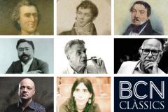 El cicle BCN Clàssics programa obres de vuit compositors catalans
