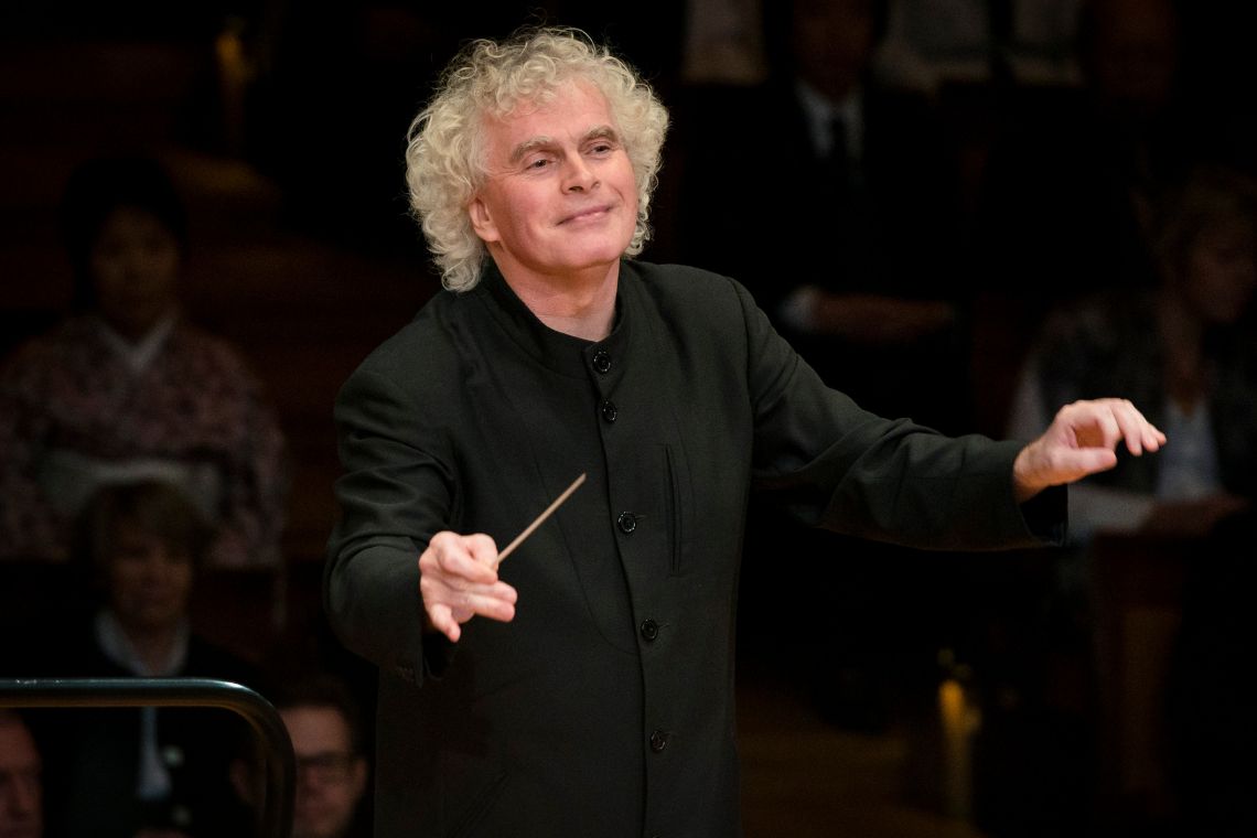 London Symphony Orchestra i Simon Rattle