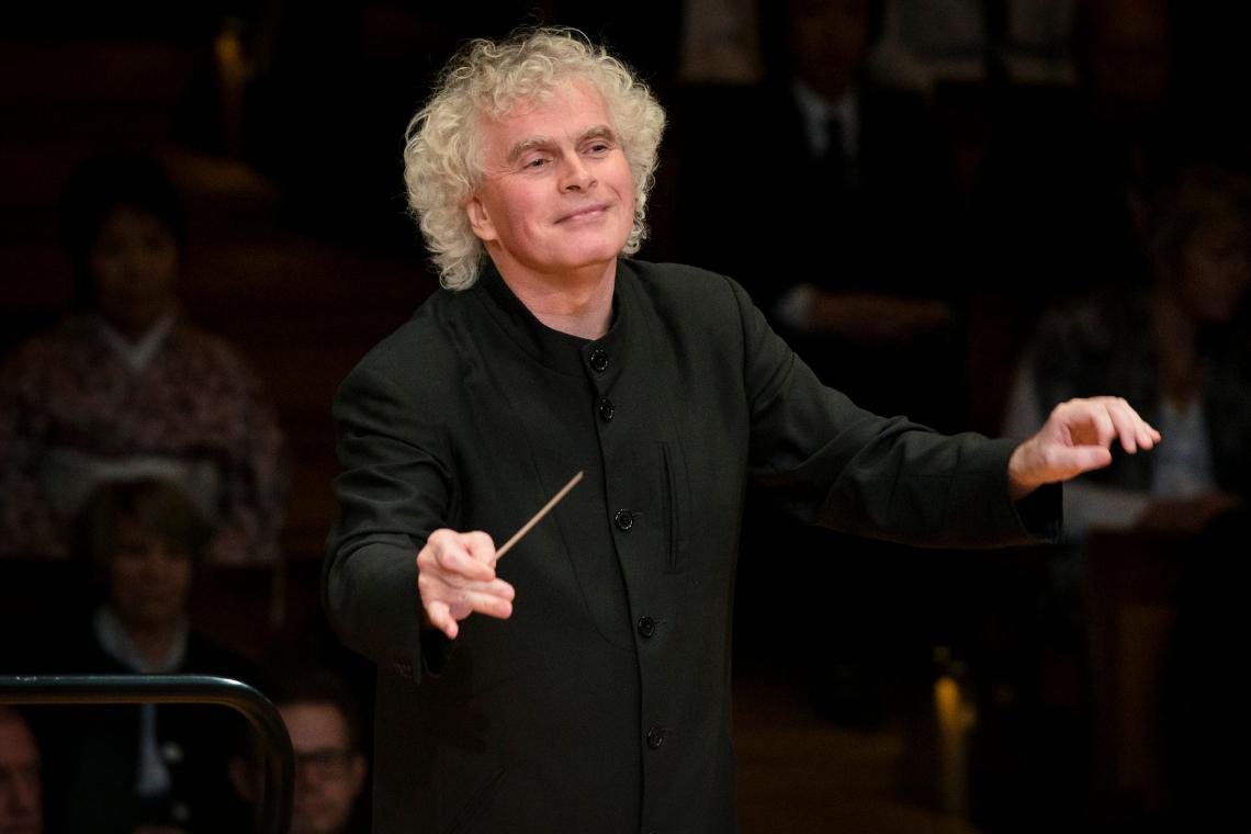 London Symphony Orchestra i Simon Rattle