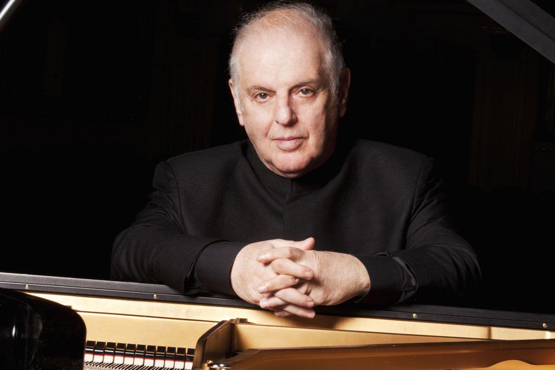 Daniel Barenboim, a master of piano