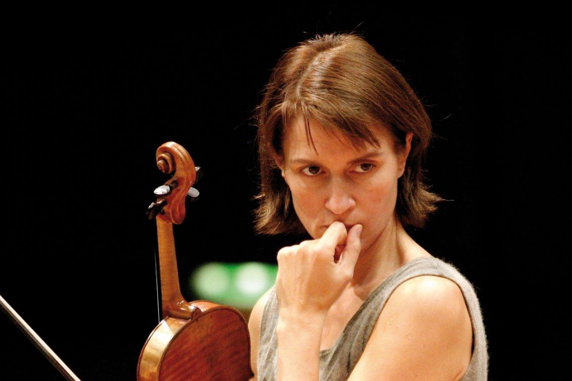 Sinfonía del Nuevo Mundo. Viktoria Mullova y la Sinfónica de Bamberg