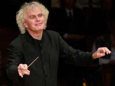 Berlin Philharmonic and Sir Simon Rattle