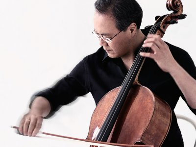 Yo-Yo Ma: The Bach project