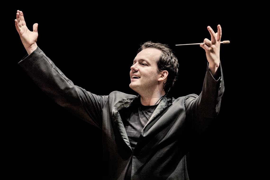 Gewandhausorchester y Andris Nelsons