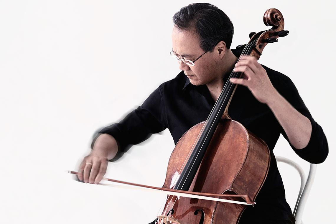 Yo-Yo Ma: The Bach project