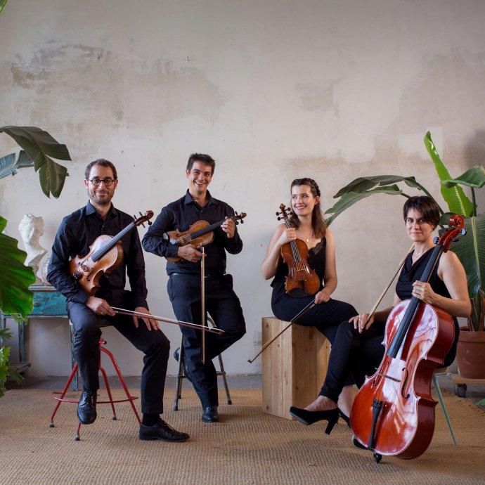 BCN Clàssics presenta el Quartet Altimira dins el festival Cruïlla XXS