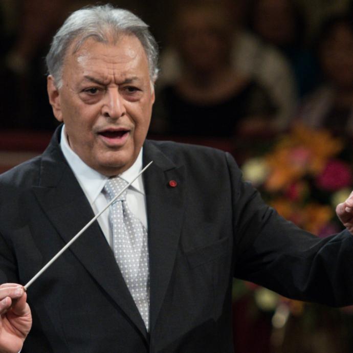 La Filarmónica de Viena y Zubin Mehta actuaran en el Palau de la Música Catalana en abril de 2020