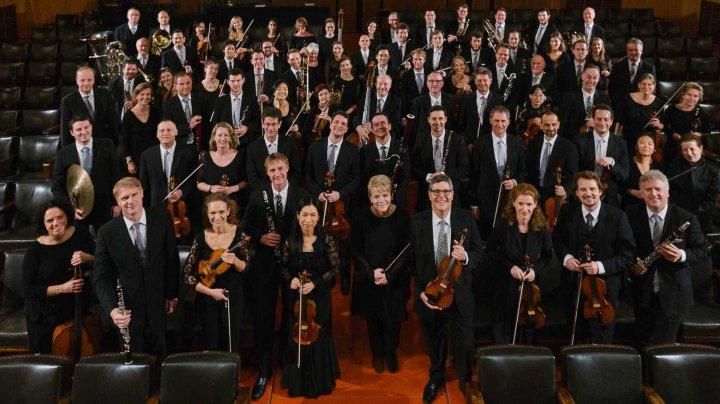 Orquesta Sinfónica de Radio Viena y Marin Alsop