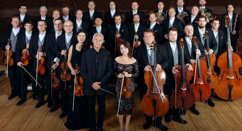 Virtuosos de Moscú y Vladimir Spivakov